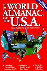 The World Almanac of  USA 98 (WORLD ALMANAC OF THE USA)