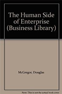 The Human Side of Enterprise (Business Library)