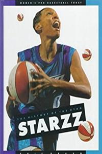 The History of the Utah Starzz (Women's Pro Basketball Today)