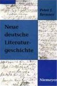 "A History of Post-medieval German Literature: From the "" Ackermann &qu ..."