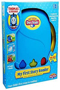 My First Story Reader and 3 Interactive Thomas & Friends Storybooks