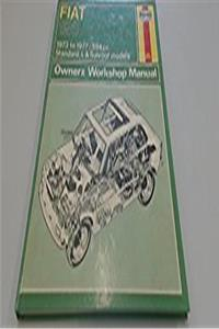 Fiat 126 Owner's Workshop Manual