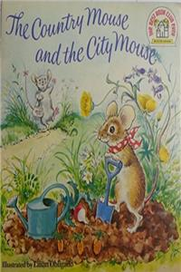 The country mouse and the city mouse (A Random House pictureback)