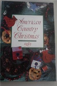 American Country Christmas, 1989