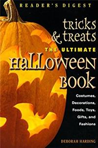 Tricks & treats - the ultimate halloween book