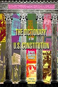 The Dictionary of the U.S. Constitution (Reference, Watts Dictionary Series ...