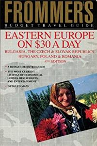 Eastern Europe on 30 Dollars a Day '93-94 (Frommer's Budget Travel Guide)
