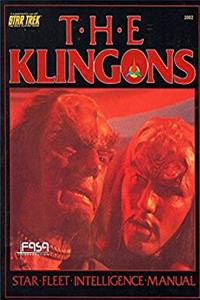 The Klingons: Star Fleet Intelligence & Game Operation Manuals [2 BOOK  ...