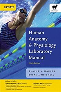Human Anatomy & Physiology Laboratory Manual with PhysioEx 8.0, Cat Ver ...