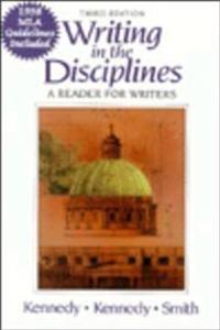 Writing In the Disciplines (1998 MLA Update Edition)