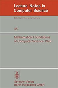 Mathematical Foundations of Computer Science 1976: 5th Symposium at Gdansk, ...