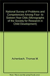 National Survey of Problems and Competencies Among Four- to Sixteen-Year-Ol ...