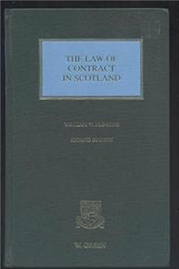 The Law of Contract in Scotland