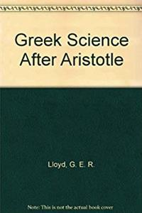 Greek science after Aristotle (Ancient culture and society)