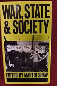 War, State, and Society