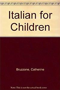 Italian for Children (Italian Edition)