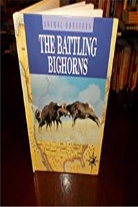 The Battling Bighorns (Animal Odysseys Series)
