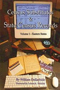 Census Substitutes & State Census Records - Eastern States (Census Subs ...