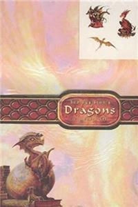 Dark Horse Deluxe Stationery Exotique: Bob Eggleton's Dragons